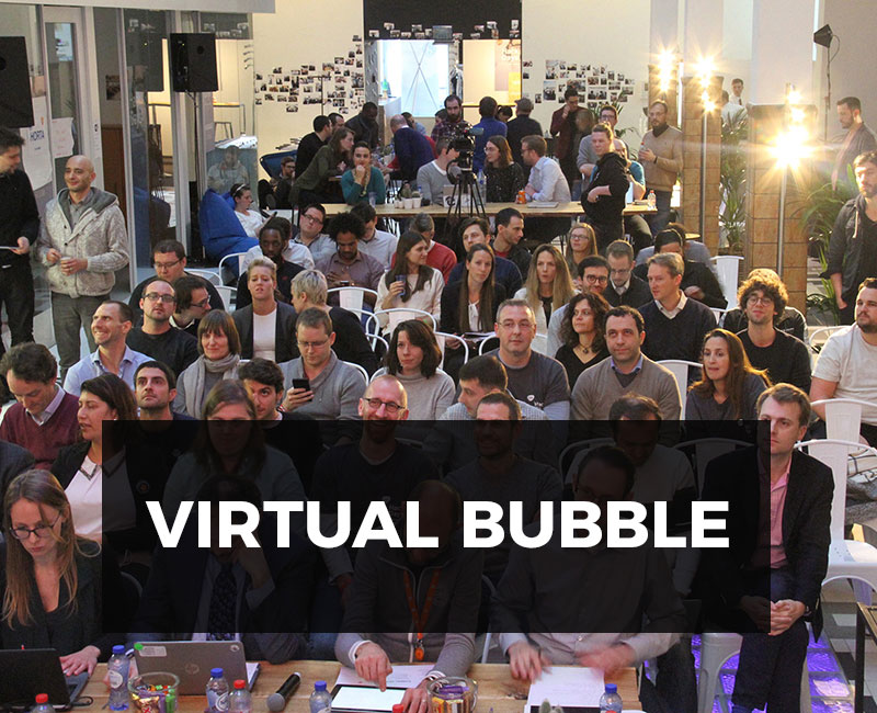 Virtual Bubble